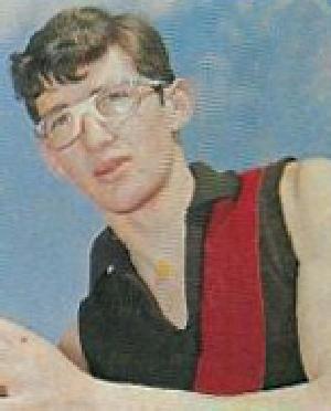 Geoff Blethyn, Aussie Rules footballer